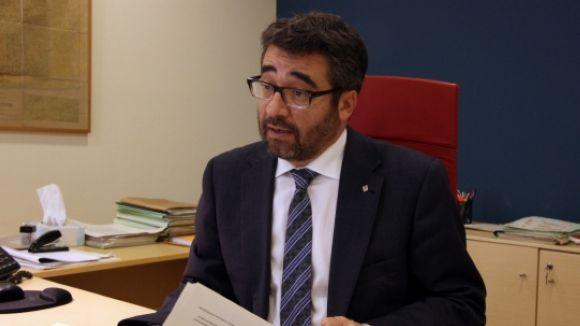 El santcugatenc Andreu Martínez, nou director general dels Mossos d'Esquadra