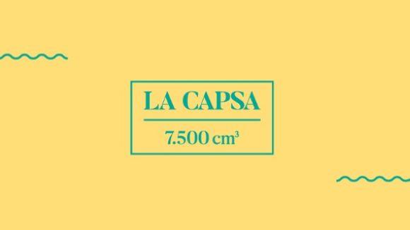 La Capsa, el nou projecte de la Casa Aymat per donar visibilitat als artistes de Sant Cugat