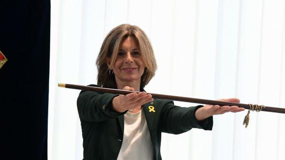 Carmela Fortuny és la nova alcaldessa de Sant Cugat