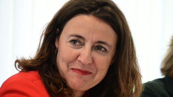 Mercè Conesa: 'Sant Cugat és forta i viva perquè té una ciutadania excel·lent'