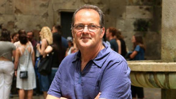 Miquel Àngel Llauger, amb 'Fourmillante', guanya el Premi de Poesia Gabriel Ferrater
