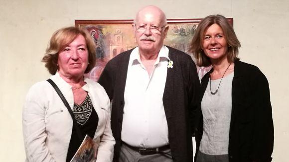 El valor plàstic i literari de l'obra de Joan Tortosa, de manifest en una exposició