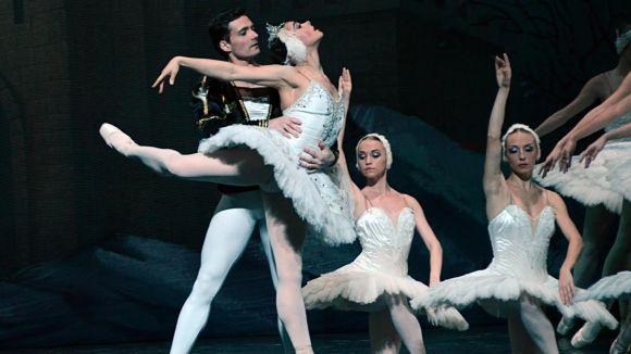 El Ballet de Moscou farà parada al Teatre-Auditori de Sant Cugat amb 'El Llac dels Cignes'