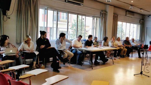 El consell de barri de Centre Est reclama un pla director de Seguretat per combatre l'incivisme