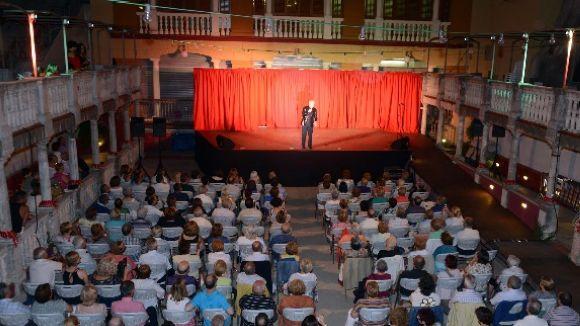 El Senglar Cultural demana un millor acondicionament per al Casino de la Floresta / Foto: Localpress