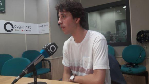 Joan Català, als estudis de Cugat.cat