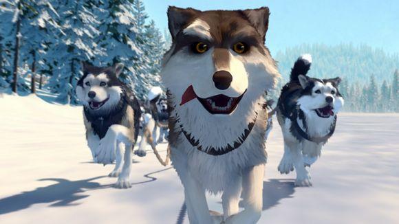 Una versió animada de 'Colmillo blanco' i una comèdia, les estrenes de cinema d'avui