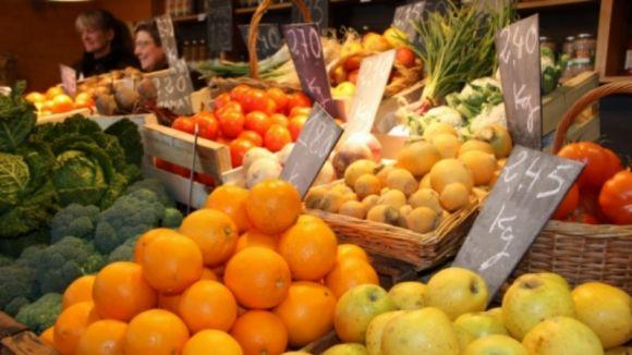 En la primera fase de la cadena alimentària és quan hi ha més malbaratament / Foto: ACN