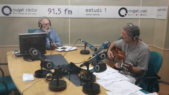 Álvar Roda porta la seva música a 'Molta Comèdia'