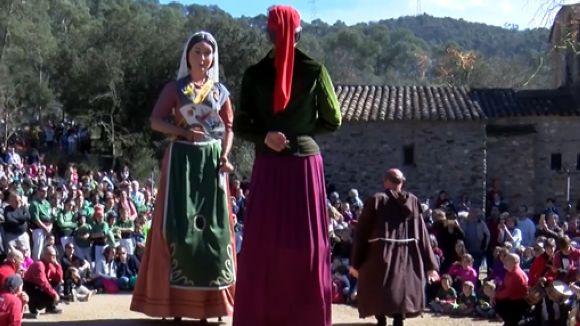 Les tres dècades de vida dels Gegants de Sant Cugat, últim reportatge de Cugat.cat