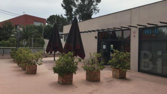 El restaurant està a la Casa de la Vila / Foto: EMD Valldoreix