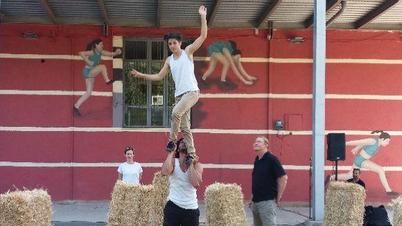 L'espectacle 'Envà' reivindica el món rural al bell mig de Sant Cugat