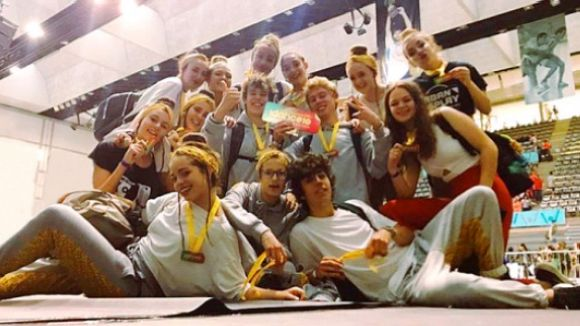 La nova escola de dansa de Sant Cugat, General Giap, guanya el 10è campionat iDance