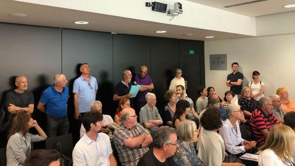 Recupera el torn de l'audiència pública del ple de juny