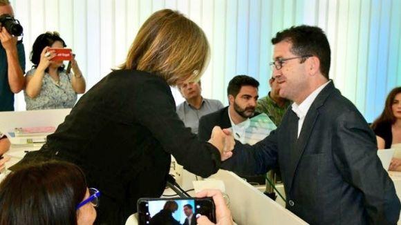 Xavier Cortés torna a ser regidor, ara amb Units per Avançar
