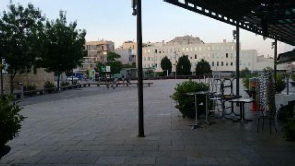 La moció s'ha presentat arran del canvi de nom de la plaça del Rei a plaça de l'U d'Octubre
