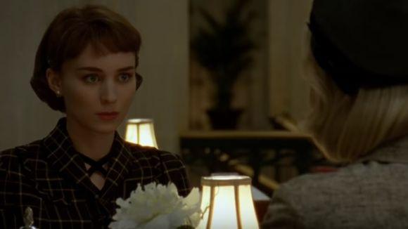 L'actriu Rooney Mara al film 'Carol' /Imatge: YouTube