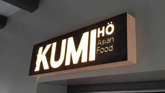 El nou restaurant santcugatenc Kimuho