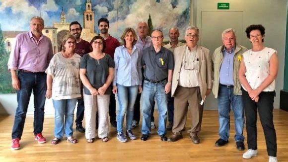 El nou Pla Local de Cultura s'activa i Fortuny anuncia la creació d'una oficina de Cultura Popular i Tradicional