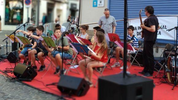 El Dia Internacional de la Música a Sant Cugat en fotos
