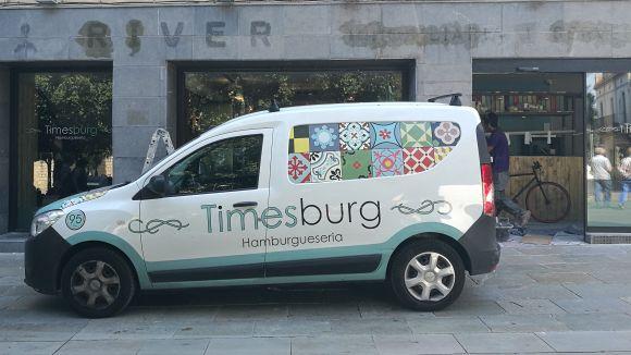 Les hamburgueses de Timesburg arriben a Sant Cugat
