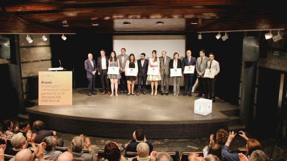 Guardonada la Fundació Catalònia per una investigació sobre persones amb discapacitat intel·lectual