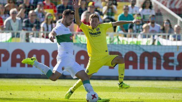 El matx enfronta el Villarreal B contra l'Elx / Foto: Villarreal CF