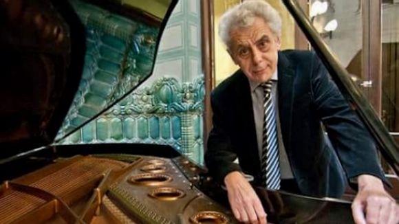 El pianista Antoni Besses