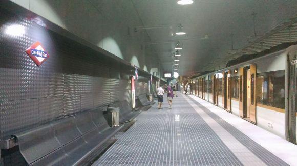 Alteracions en el servei de FGC a la línia S2 entre Sant Quirze i Can Feu-Gràcia