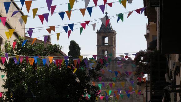 La missa té lloc al Monestir de Sant Cugat
