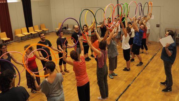 Imatge del curs de l'edició anterior / Foto: Facebook Rhythm4 Days Bcn
