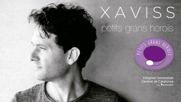El cantautor XavisS crea una cançó per recaptar fons per als nadons prematurs de l'HUGC