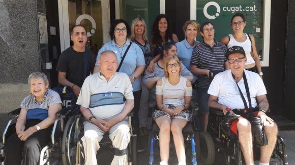 Els membres del Grup Catalonia que han participat a la secció