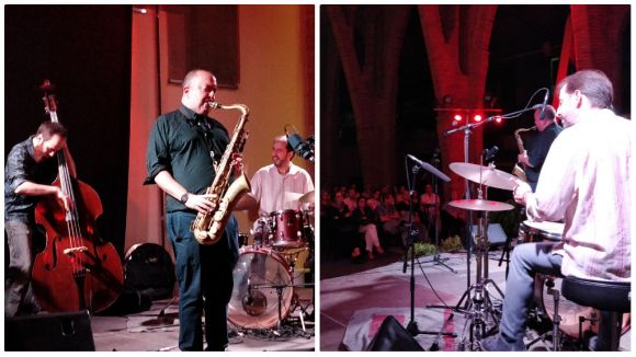 Bona música i bon ambient, combinació guanyadora a la Plaça del Jazz