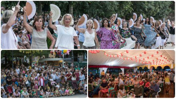 Civisme i solidaritat, trets diferencials de la Festa Major de Sant Cugat