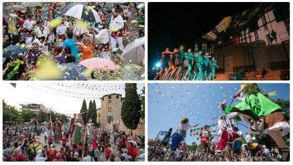 Cugat.cat t'apropa els millors moments de la Festa Major de Sant Cugat