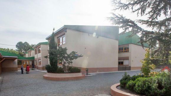 Comencen obres a l'escola Ferran i Clua de Valldoreix