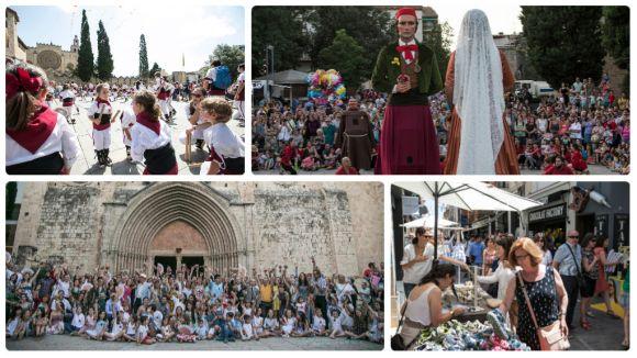 La Festa Major de Sant Cugat, en xifres