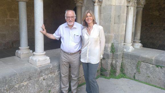 Miquel i Fortuny, al Claustre