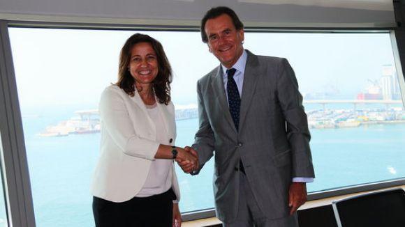 Conesa relleva Sixte Cambra al capdavant del Port de Barcelona