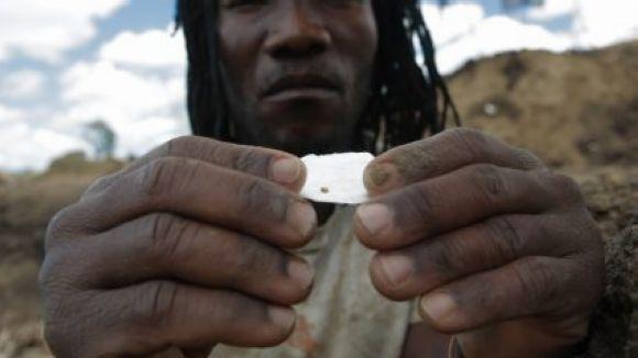 Imatge del documental 'La fiebre del oro' / Foto: Medicus Mundi