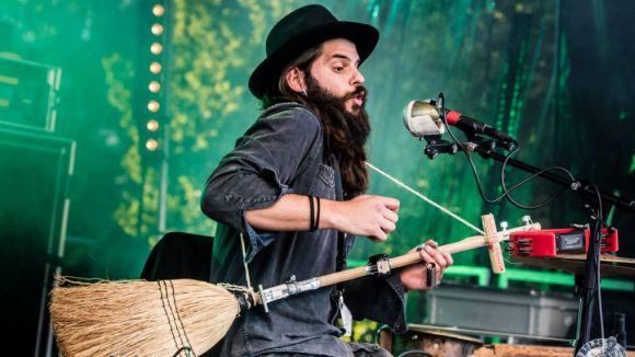 El Sant Cugat al Descobert proposa avui un concert de folk-rock amb Sergi Estella