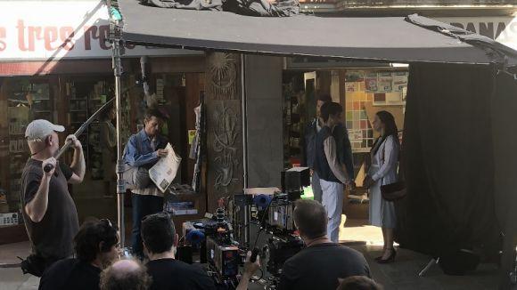 La nova sèrie de TV3, gravada a Sant Cugat, s'estrena aquest dilluns al vespre