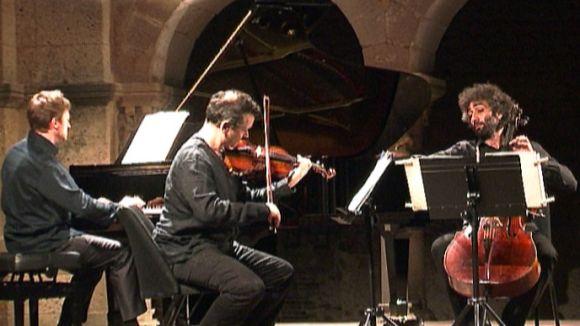 Les cordes del Trio Colomé, Bagaría, Trescolí engeguen les 'Nits de música al Claustre'