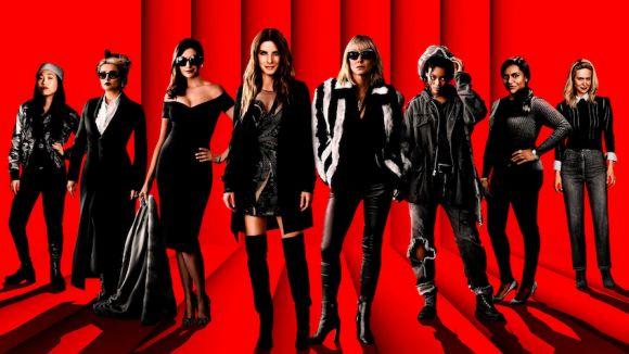 Cate Blanchett, Sandra Bullock, Anne Hathaway, Sarah Paulson, Awkwafina i Mindy Kaling protagonitzen la cinta