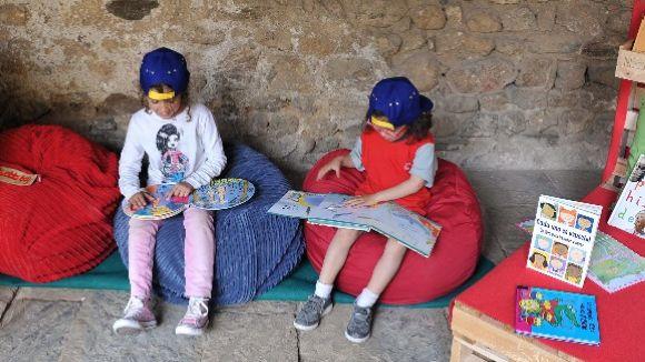 Els infants podran llegir en espais íntims i relaxants / Imatge d'arxiu: Localpress