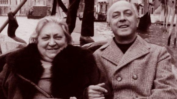 Maria Aurèlia Capmany i Jaume Vidal Alcover