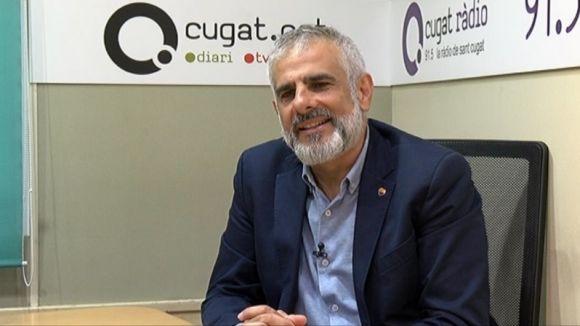 Carlos Carrizosa, a Cugat.cat