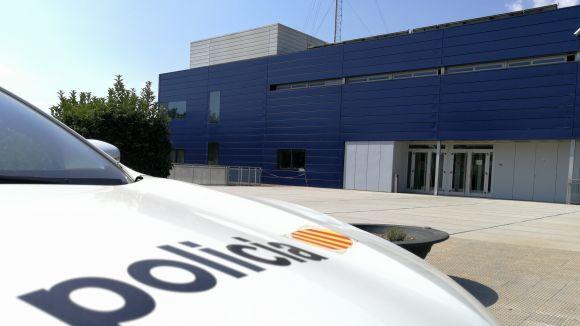 Tres detinguts mentre intentaven robar en un restaurant de Sant Cugat