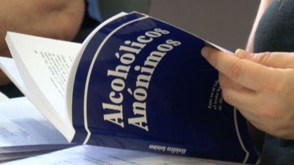 Alcohòlics Anònims reivindica la seva tasca al centre de Sant Cugat